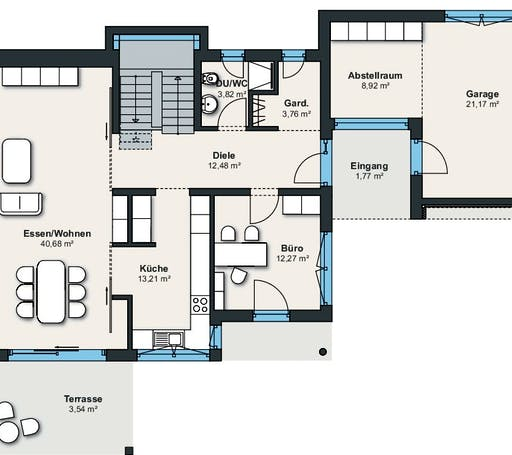 CityLife (MH Wuppertal) floor_plans 1