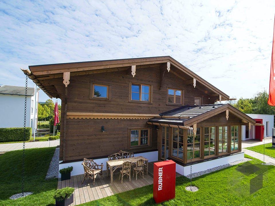 Clara von Rubner Haus - Österreich Außenansicht