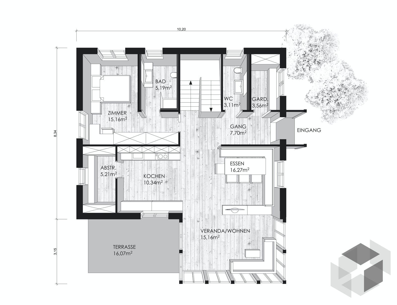 clara von rubner haus sterreich komplette daten bersicht. Black Bedroom Furniture Sets. Home Design Ideas