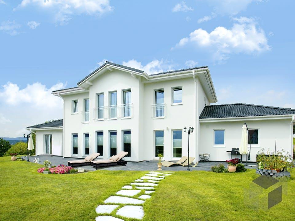 Classic 244 von DAN-WOOD HOUSE - Österreich Außenansicht