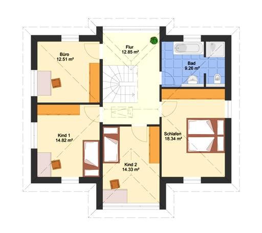 Classico Floorplan 2