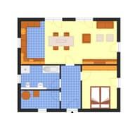 Comfort 81 (inactive) Grundriss