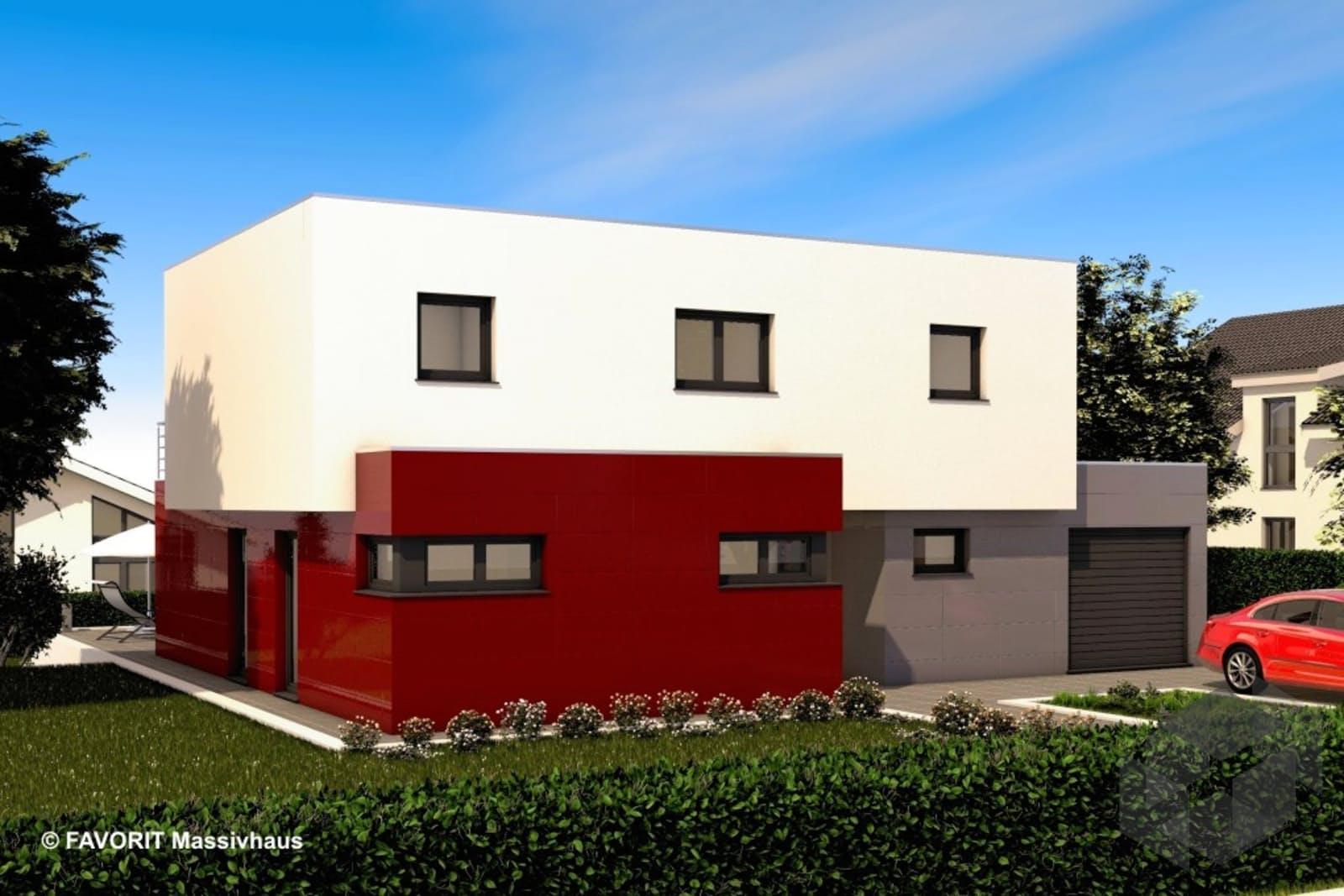concept design 162 von favorit massivhaus komplette daten bersicht. Black Bedroom Furniture Sets. Home Design Ideas