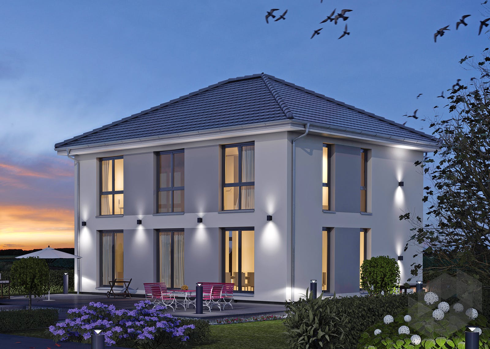 Einfamilienhaus Concept 3.0 S von Ein SteinHaus | Fertighaus.de