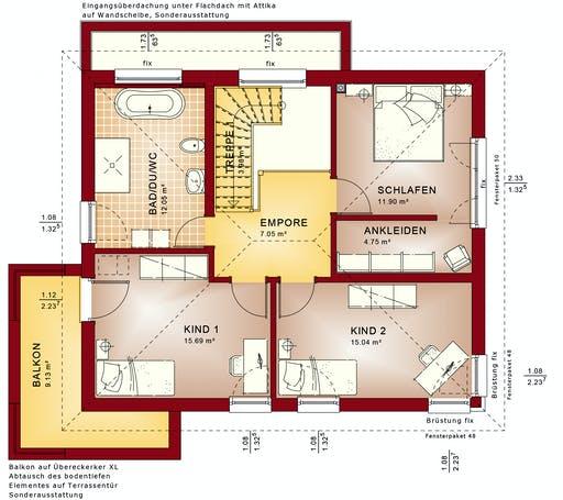 CONCEPT-M 145 Zweibrücken Floorplan 2