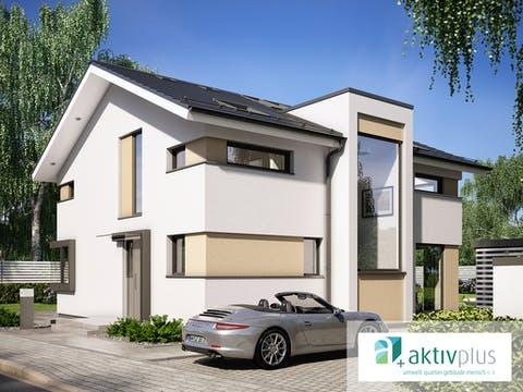 Einfamilienhaus CONCEPT-M 153 Stuttgart von Bien-Zenker ...