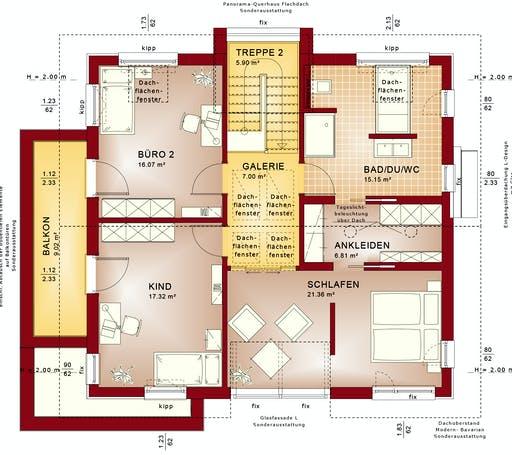 CONCEPT-M 153 Stuttgart Floorplan 2