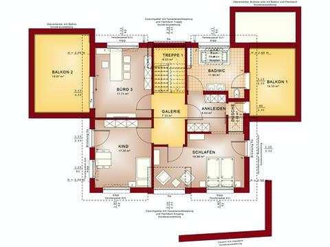 Einfamilienhaus Concept M 154 Hannover Von Bien Zenker Fertighaus De
