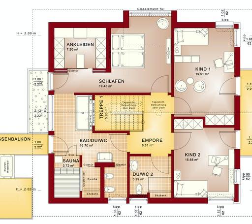 CONCEPT-M 163 München Floorplan 2
