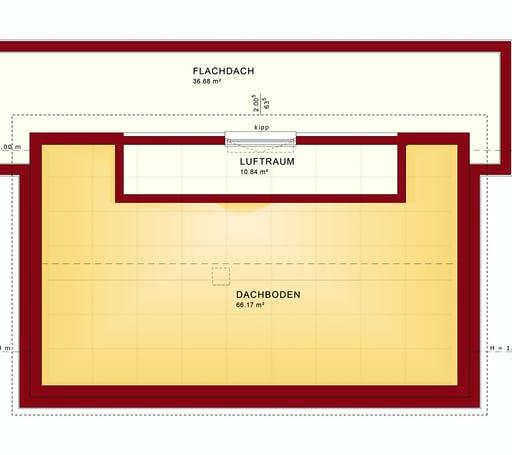 CONCEPT-M 165 Wuppertal Floorplan 3