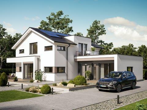 Einfamilienhaus CONCEPT-M 166 Erfurt von Bien-Zenker ...