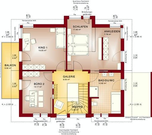 CONCEPT-M 167 Rheinbach Floorplan 2