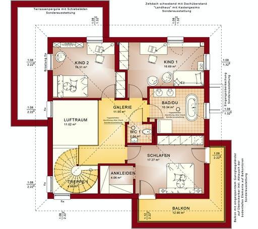 CONCEPT-M 193 Potsdam Floorplan 2