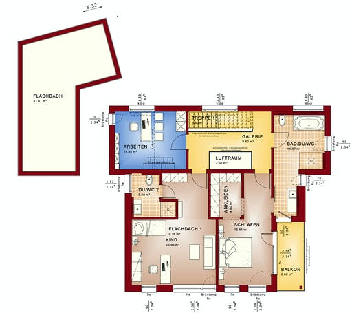 CONCEPT-M 198 Mülheim-Kärlich Floorplan 2