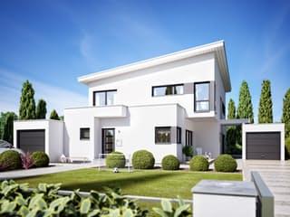 Corradino von Büdenbender Hausbau Außenansicht 1