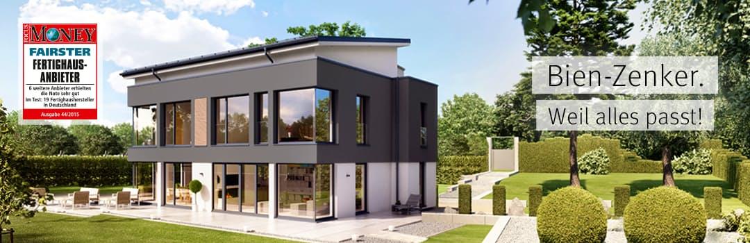 ^ Bien-Zenker - alle Häuser, alle Preise