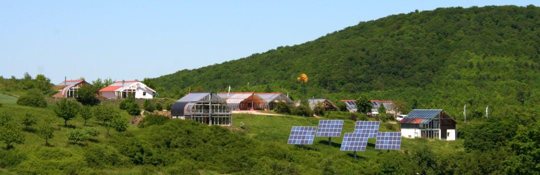 Cover Bio-Solar-Haus