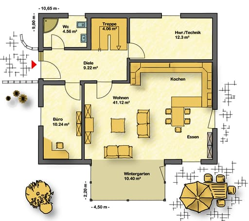 Creatione Cinque XXL floor_plans 1