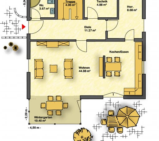 Creatione Sei XL floor_plans 1
