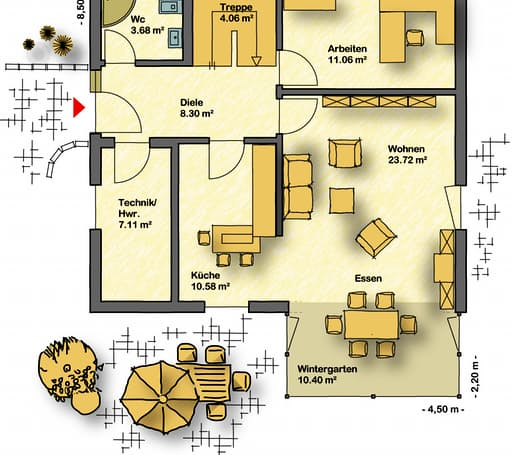Creatione Uno M floor_plans 0