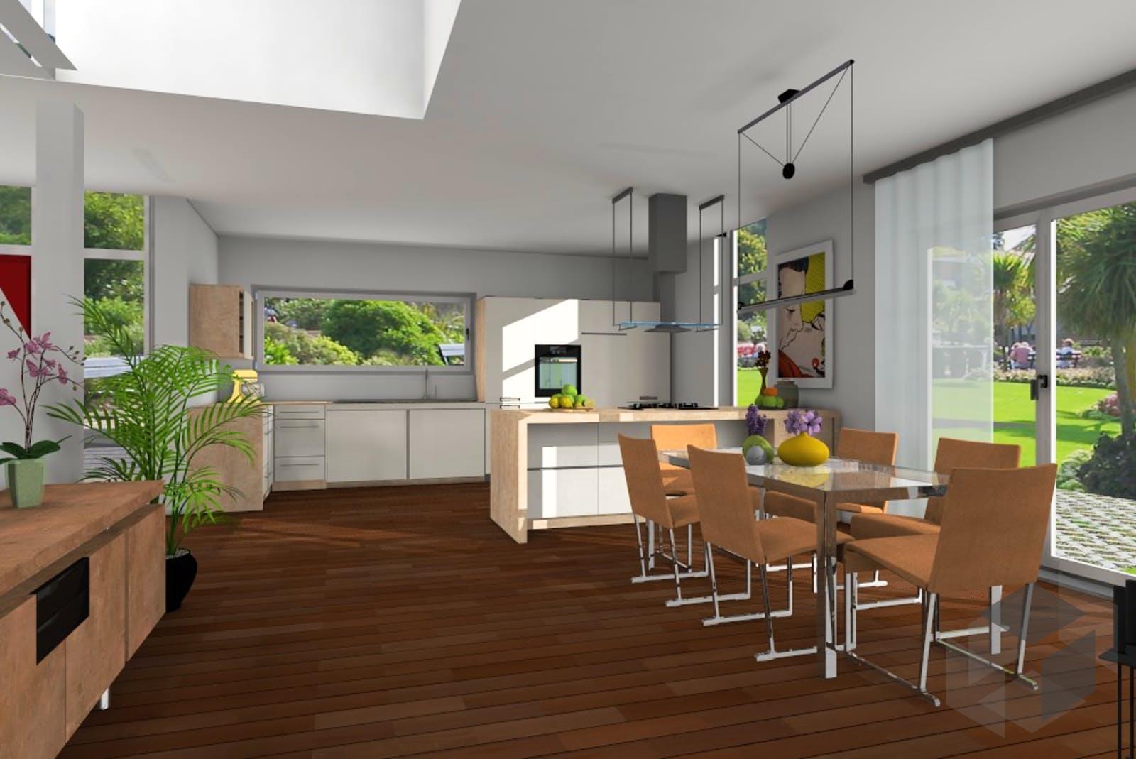 cube 250 von solid haus komplette daten bersicht. Black Bedroom Furniture Sets. Home Design Ideas