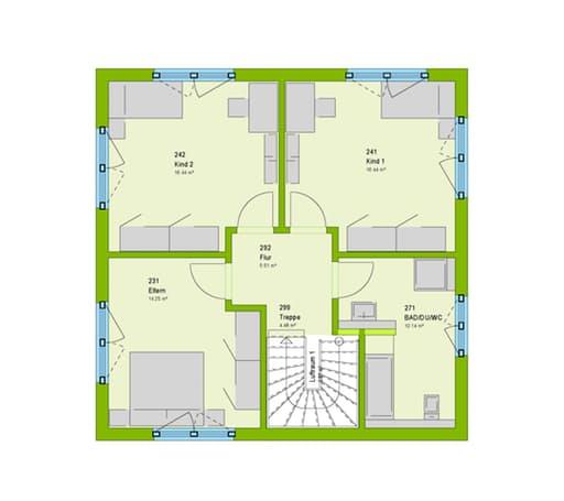 Cube 6 Floorplan 2