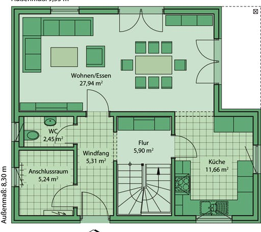 Da Capo 58 Floorplan 1