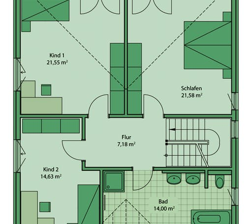 Da Capo 88 Floorplan 2