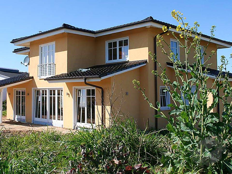 Conny (KfW-Effizienzhaus 55) von Dammann-Haus Außenansicht