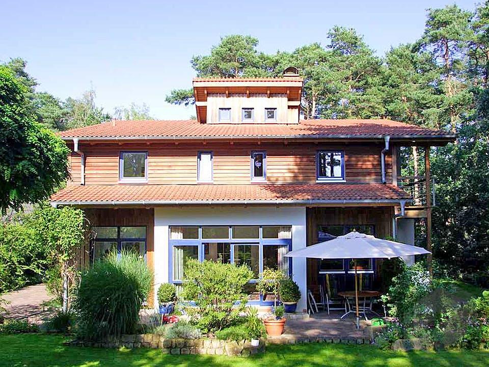 Margret (KfW-Effizienzhaus 55) von Dammann-Haus Außenansicht