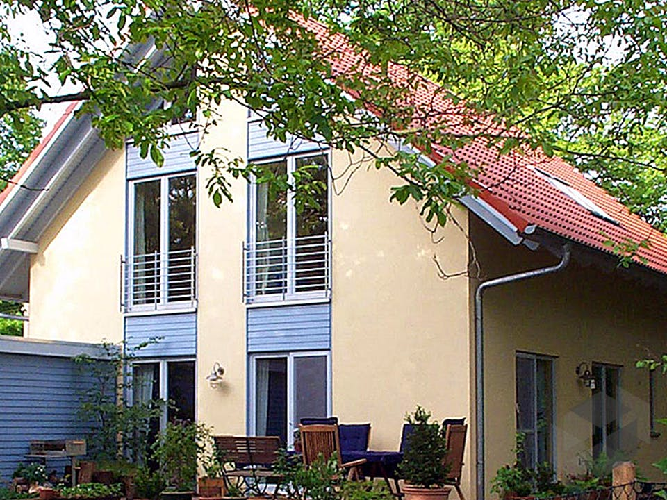 Myrna (KfW-Effizienzhaus 55) von Dammann-Haus Außenansicht