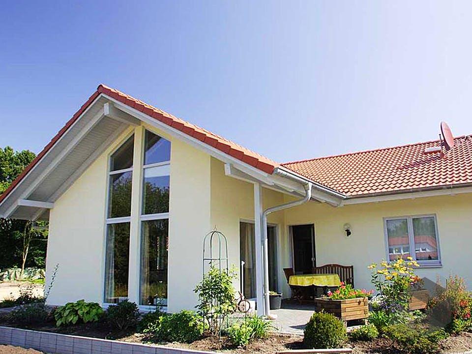 Rosi (KfW-Effizienzhaus 55) von Dammann-Haus Außenansicht