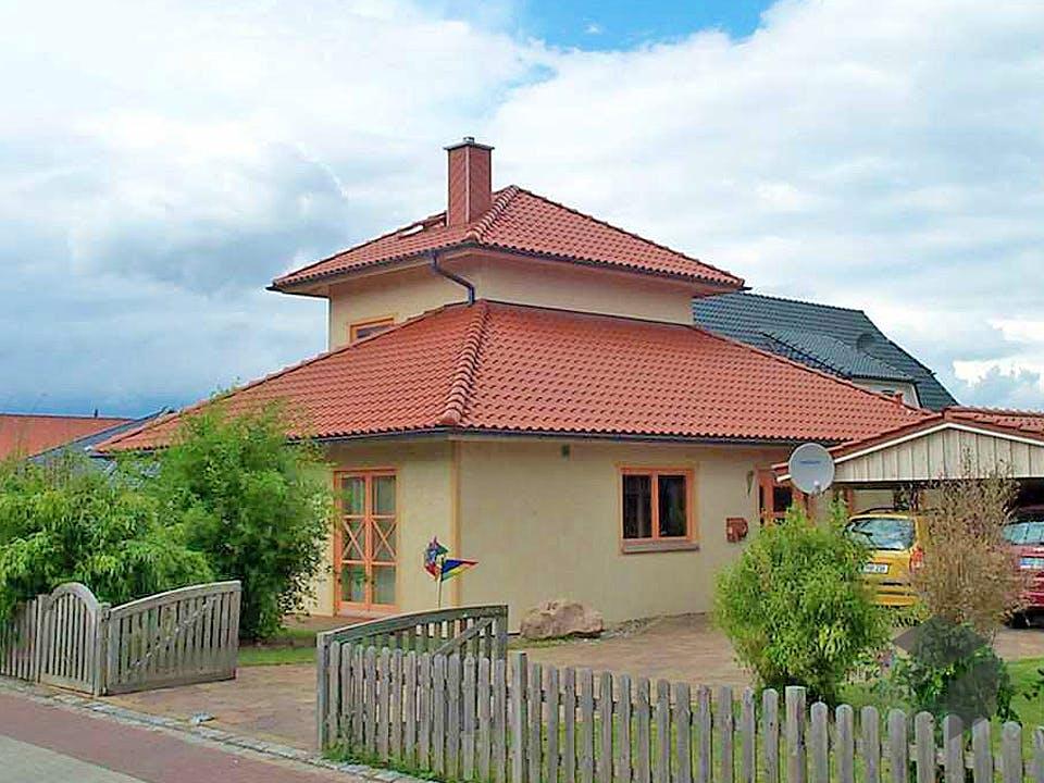 Susanne (KfW-Effizienhaus 55) von Dammann-Haus Außenansicht