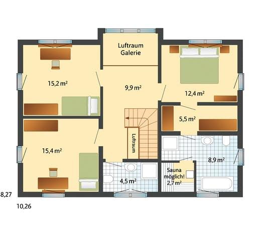 Danhaus Kronshagen Floorplan 2