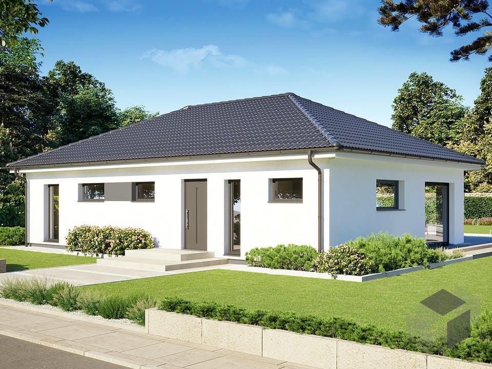 Perfect 101 von DAN-WOOD HOUSE - Österreich Außenansicht