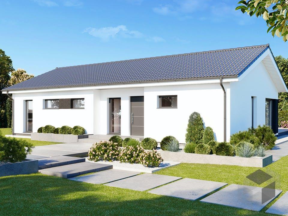 Perfect 116 von DAN-WOOD HOUSE - Österreich Außenansicht