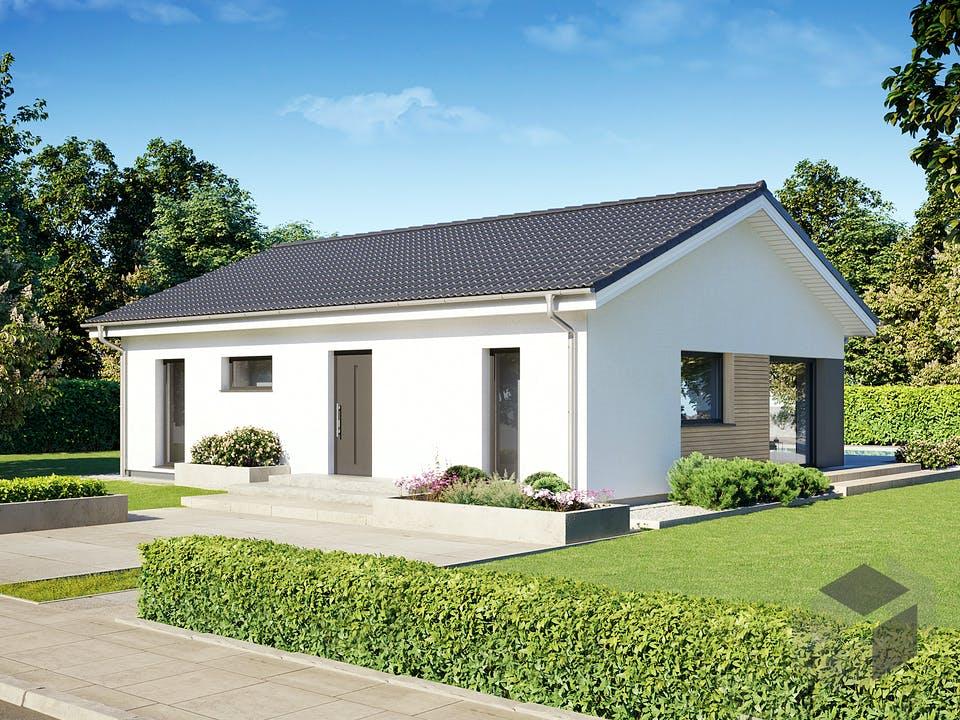 Perfect 86 von DAN-WOOD HOUSE - Österreich Außenansicht