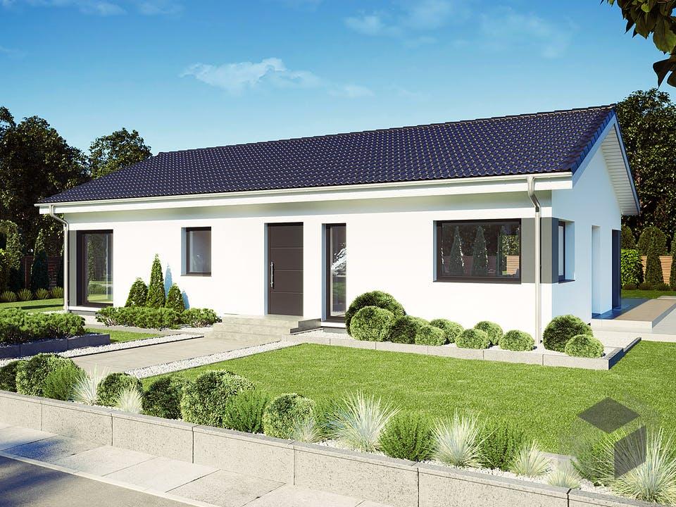 Perfect 95 von DAN-WOOD HOUSE - Österreich Außenansicht