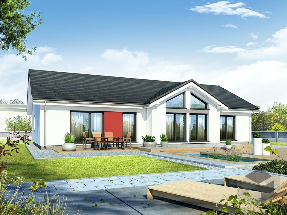 Perfect 147 von DAN-WOOD HOUSE Außenansicht