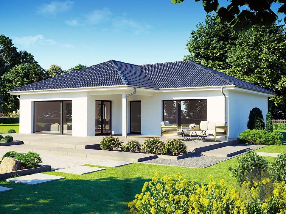 Perfect 112 von DAN-WOOD HOUSE Außenansicht