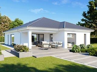Perfect 120.1 von DAN-WOOD HOUSE Außenansicht 1