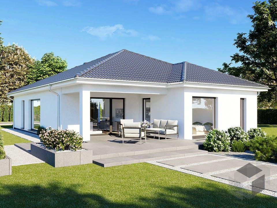 Perfect 120.1 von DAN-WOOD HOUSE Außenansicht