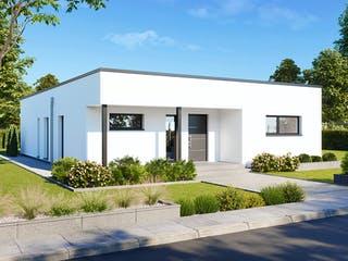 Perfect 120 Cube von DAN-WOOD HOUSE Außenansicht 1