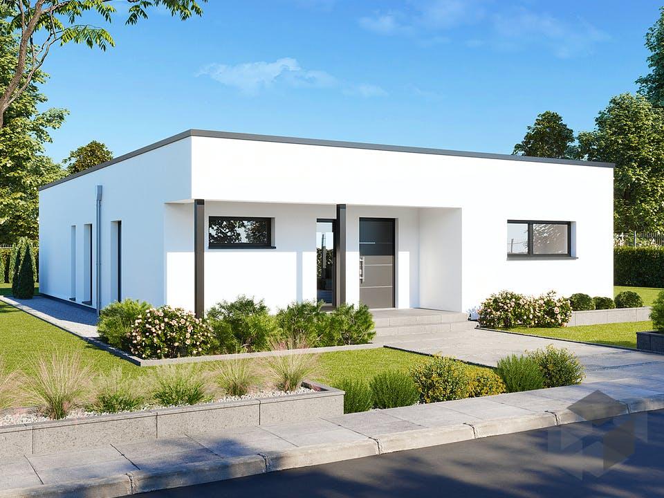 Perfect 120 Cube von DAN-WOOD HOUSE Außenansicht