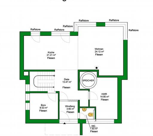 Das EnergieAutarkeHaus floor_plans 1