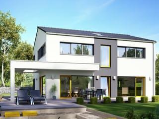 Deniro 155 von Büdenbender Hausbau Außenansicht 1