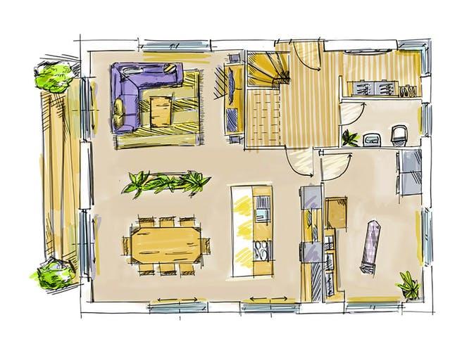 Dennert ICON 3.20 Floorplan 1