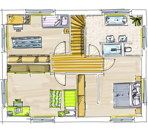 Dennert ICON 3.20 Floorplan 2