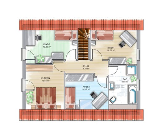 Dennert ICON 3+ Floorplan 4