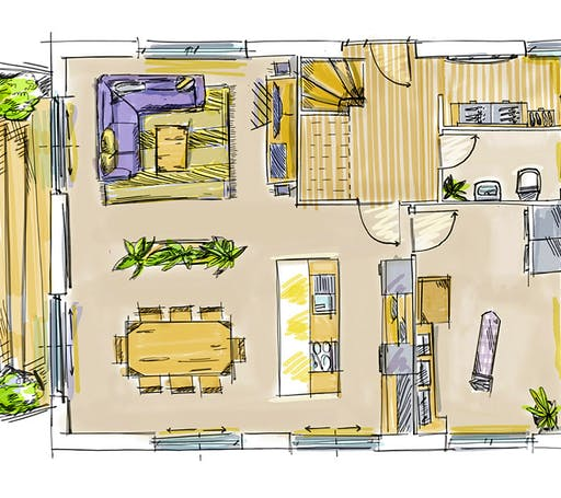 Dennert ICON 3.20 Aktionshaus Floorplan 2
